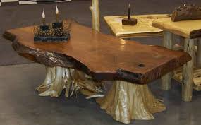 Log Dining Room Tables Redwood Coffee Table Dining Room Tables