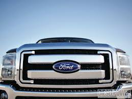 Old Ford Truck Grills - the secret ford super duty concepts diesel power magazine
