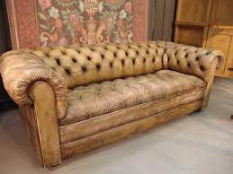 Leather Chesterfield Sofa French Vintage Leather Chesterfield Sofa Sold Leather