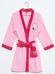 robe de chambre fille 12 ans peignoir fille achat de peignoirs velours éponge pour fille