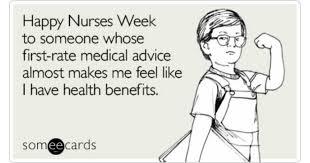 Happy Nurses Week Meme - funny nurses week memes ecards someecards