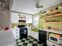 Green Country Kitchen Country Kitchens Options And Ideas Hgtv