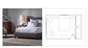 bedroom furniture layout yoadvice com