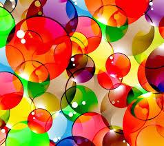 Colorful Pictures Colorful Bubbles Wallpaper Wallpapersafari