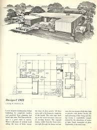 Midcentury Modern House Plans - 31 best mid century house plans images on pinterest modern house