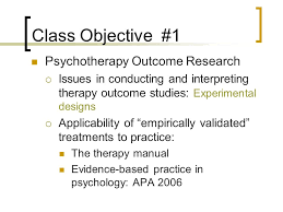 Counseling Psychology Research Articles Epsy 8334 Research In Counseling Psychology Class Goals
