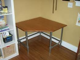 61 best computer desks images on pinterest woodwork corner desk