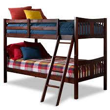 Stork Craft Rocking Chair Storkcraft Caribou Bunk Bed In Espresso Free Shipping 275 00