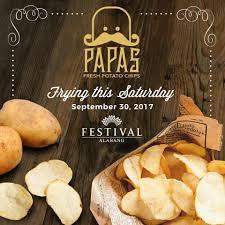 free papas potato chips for the first 50 papas fresh potato