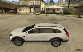 chevrolet captiva 2016 chevrolet captiva for gta san andreas