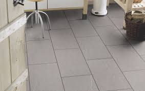 impressive tile effect laminate flooring black slate tile effect