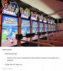 Arcade Meme - new sonic arcade game sonic the hedgehog know your meme