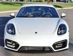 porsche cayman 2015 2015 porsche cayman gts 6 speed 17k white extras rennlist
