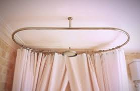 Shower Curtain Track Hooks Simple Shower Curtain Rail Hooks A Victorian Shower Curtain Rail