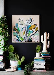 kate jarman u0027s unique take on indoor plants rue wall decor
