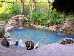 swimming pool photos of swimming pool rock waterfalls