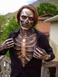 Scary Guy Halloween Costumes 74 Men U0027s Halloween Makeup Images Halloween