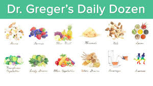 dr greger u0027s daily dozen checklist nutritionfacts org