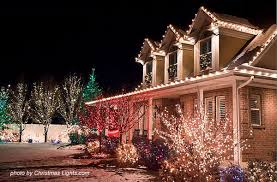 decorating front porch with christmas lights houses decorated with christmas lights