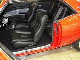 1969 camaro forum 1969 camaro custom leather interior interiors by shannon com