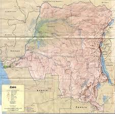 Burundi Map Maps Of Congo Democratic Republic Zaire Map Library Maps Of