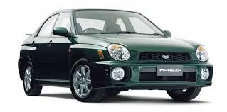subaru light green buyer u0027s guide subaru gd gg impreza 2000 07