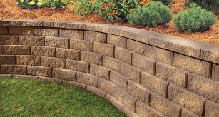 anchor block products diamond 10d retaining wall system