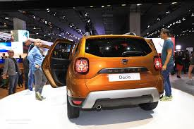 renault duster 2017 2018 dacia duster 2 is probably the cheapest compact crossover in