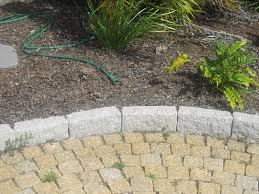 landscaping border stones great techobloc walls steps and