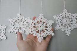 free crochet christmas tree ornament patterns online free