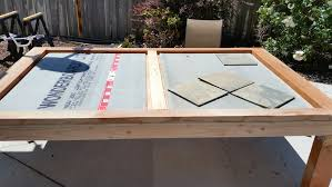 Tiled Patio Table Patio Table With Top Engineering Rants And Raves