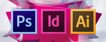in design using the start screen in adobe photoshop illustrator and indesign