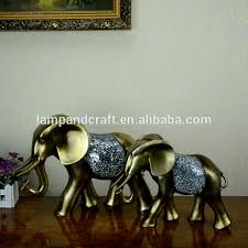 Elephant Decor For Home Thai Best Selling Resin Ivory Model China Import Items Decor For