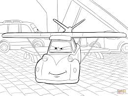 disney planes franz coloring page free printable coloring pages