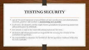 Map Testing Ohio by Ohio U0027s State Tests Testing Security Ohio Law Ohio Administrative