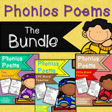Halloween Poems For Teachers Phonics Poems For Early Readers And Freebies The Kindergarten