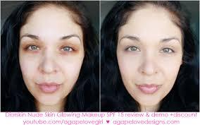 agape love designs diorskin skin glowing makeup review