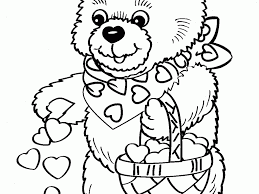 download valentine day printable coloring pages ziho coloring