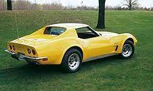1973 corvette engine options chevrolet corvette c3