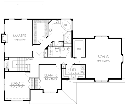 bungalow blueprints house 30624 blueprint details floor plans