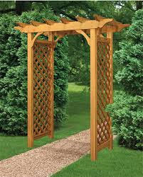 vinyl garden arbor plans u2013 outdoor decorations