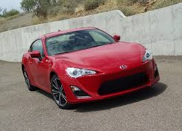 toyota frs car test drive review 2016 scion fr s testdriven tv