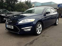 ford mondeo 2 0tdci titanium x 5dr pshift 163ps in blue 2011 for