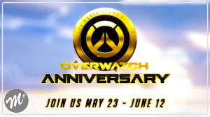 1 yr anniversary overwatch new event one year anniversary trailer reaction and
