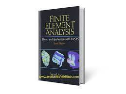 solution manual finite element analysis theory and application