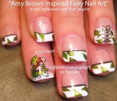 robin moses nail art cutest amy brown fairy nail art cute fairy