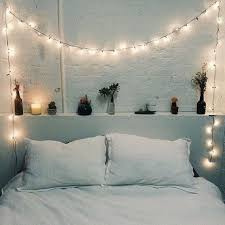 String Lights For Bedroom Best 25 String Lights Bedroom Ideas On Pinterest Bedroom