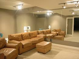 Lighting Design For Home Theater Contemporary Track Lighting For A Home Theater