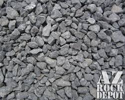 Grey Landscape Rock by Landscape Rock Screened Azrockdepot Com