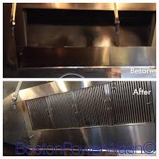boston power wash restaurants